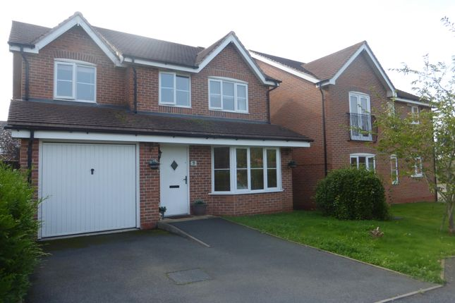 Thumbnail Detached house to rent in Hill View Avenue, Withington, Hereford