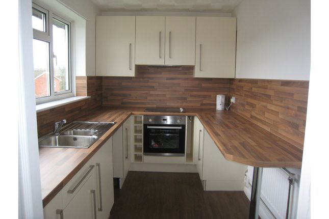 Thumbnail Flat for sale in Blodwen Road, Pontypool