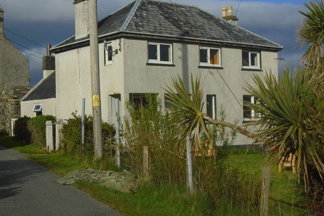 Thumbnail Detached house for sale in Lochmaddy, Isle Of North Uist