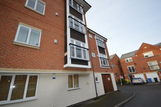 Thumbnail Flat to rent in Auriga Court, Derby