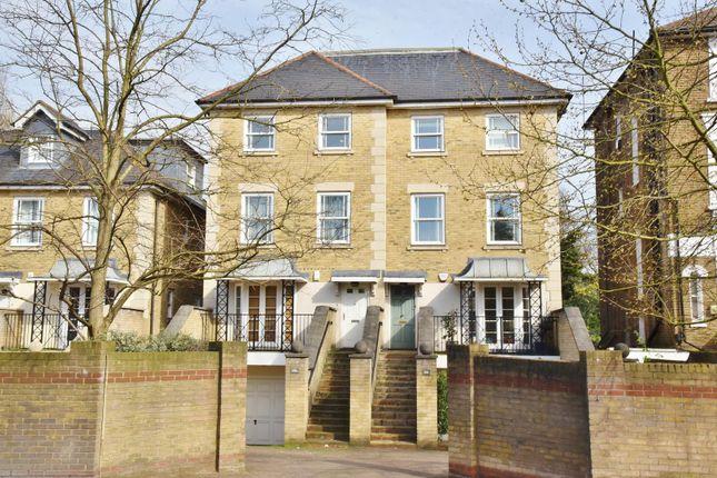 Thumbnail Semi-detached house for sale in St. Margarets Road, St Margarets, Twickenham