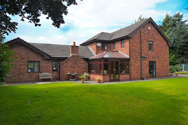Thumbnail Detached house for sale in Mill Hey, Rainhill, Prescot