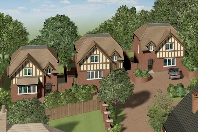 Thumbnail Detached house for sale in Keston Gardens, Coulsdon, Surrey
