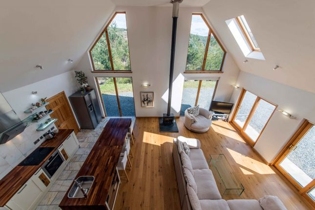 Thumbnail Property for sale in Dalchreichart, Glenmoriston, Inverness, Highland