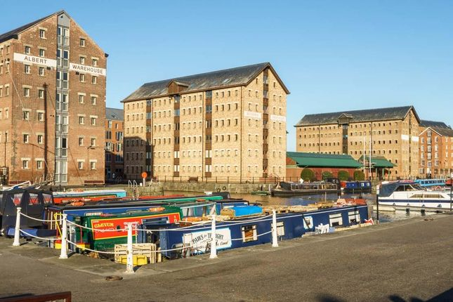 Thumbnail Office for sale in Britannia Warehouse, The Docks, Gloucester, South West