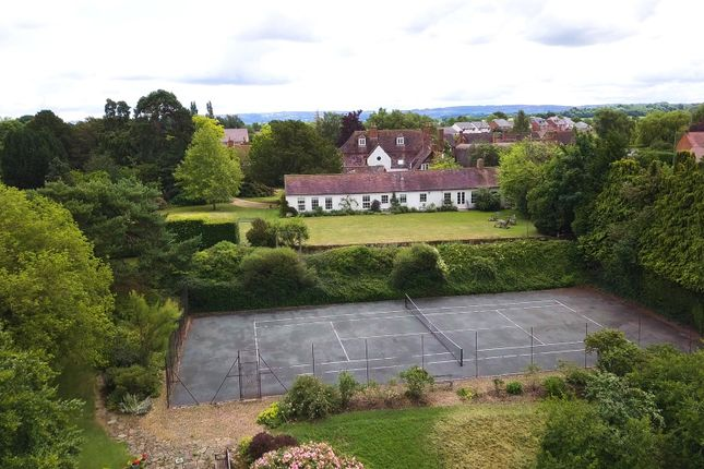 Thumbnail Detached house for sale in Main Street, Cropthorne, Pershore, Worcestershire