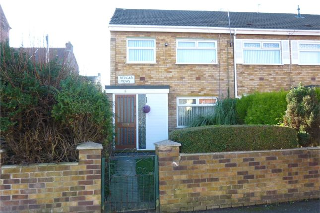 Thumbnail End terrace house to rent in Redcar Mews, Liverpool, Merseyside