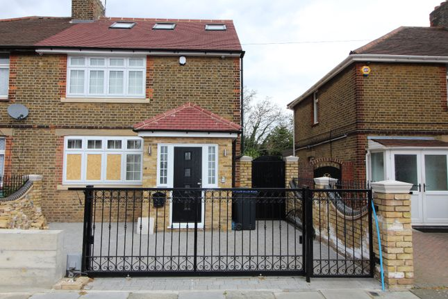 Thumbnail Shared accommodation to rent in Northern Avenue, London