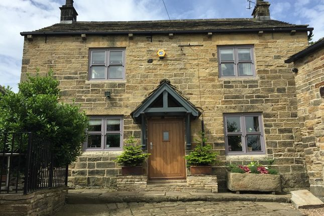 Thumbnail Farmhouse to rent in Wharncliffe Side, Sheffield