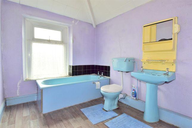 The Spacious Bathroom