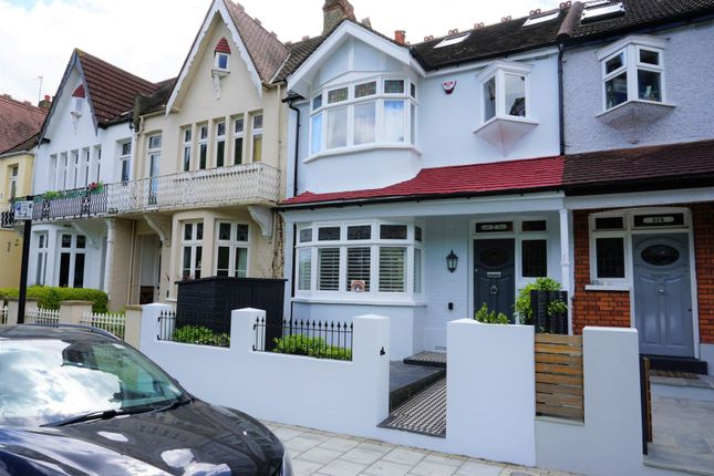 Thumbnail Terraced house to rent in Birchwood Road, London