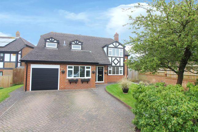 Thumbnail Detached house for sale in Ash Meadows, Ashford, Kent