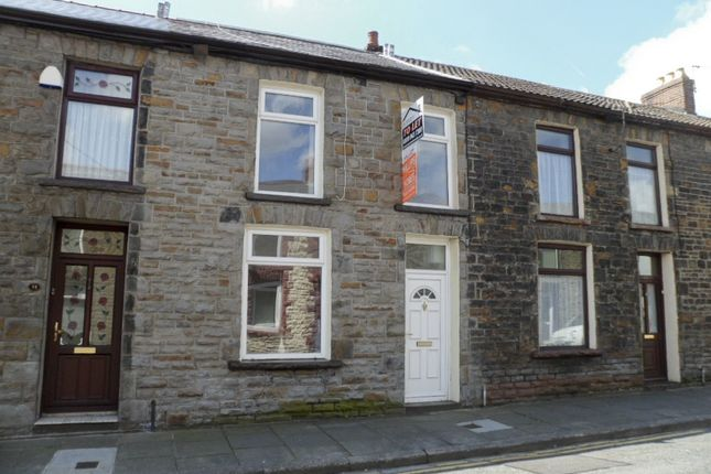 3 bed terraced house to rent in Alexandra Road Gelli -, Pentre CF41