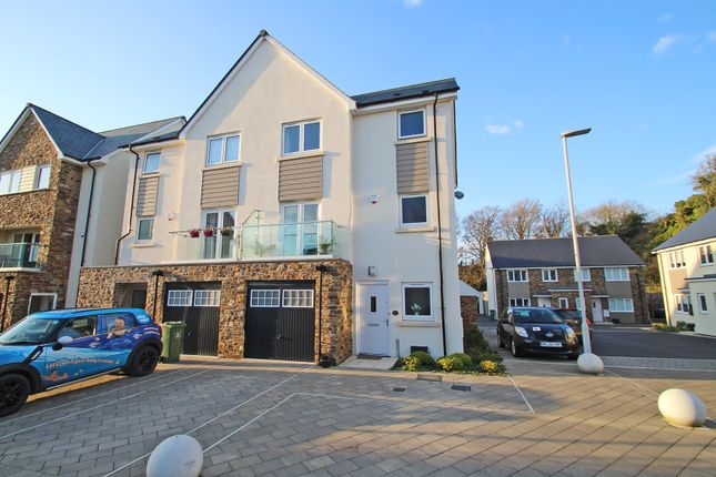 Thumbnail Semi-detached house for sale in Boston Close, Oreston, Plymouth
