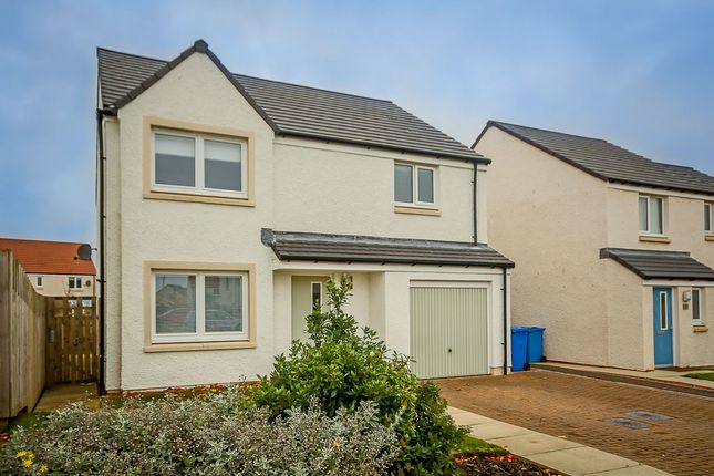 Thumbnail Detached house to rent in Sheil Place, East Calder, West Lothian