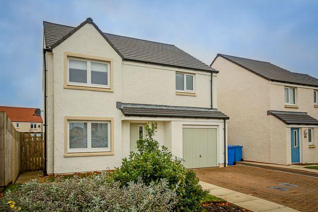 Thumbnail Detached house to rent in Sheil Place, East Calder, West Lothian