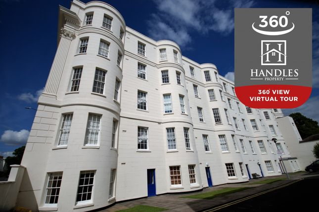 Thumbnail Flat for sale in Clarence Mansions, Warwick Street, 5Ld2