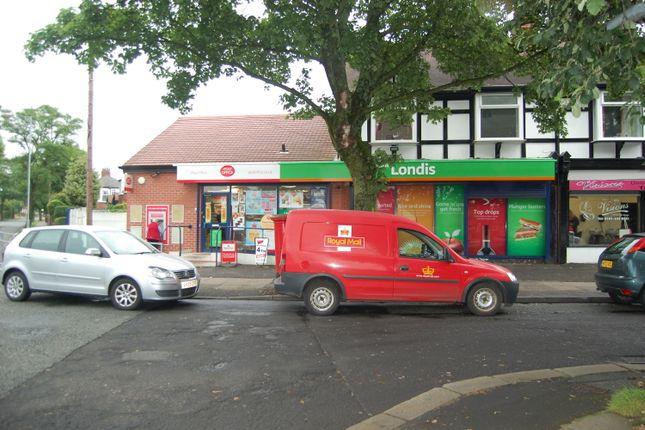Thumbnail Retail premises for sale in 6 Broadoak Crescent, Ashton-Under-Lyne