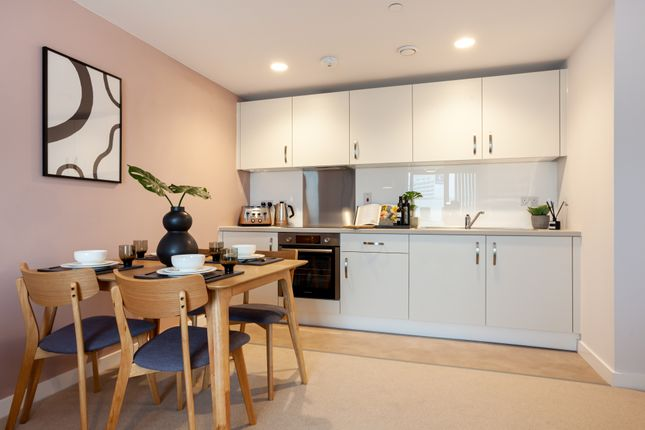 Thumbnail Flat to rent in Aston Place, 100 Suffolk Street Queensway, Birmingham