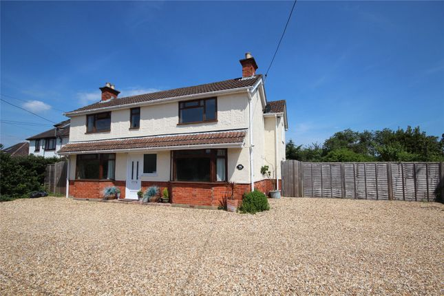 Thumbnail Detached house for sale in Eastfield Lane, Ringwood