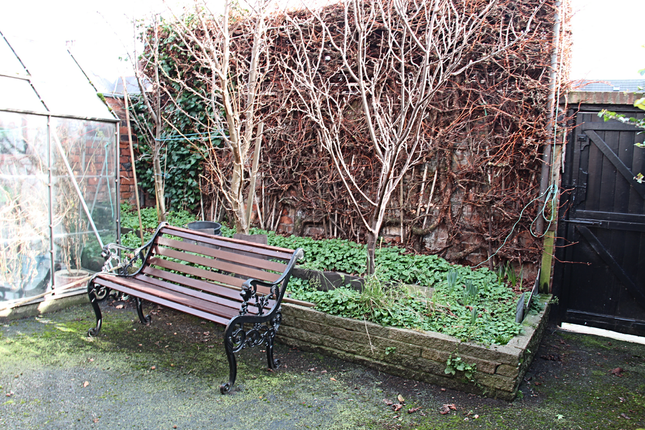 Garden At Back of Hartleys Village, Walton, Liverpool L9