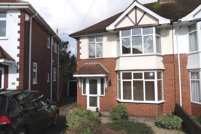 Thumbnail Property to rent in Whiteway Drive, Exeter