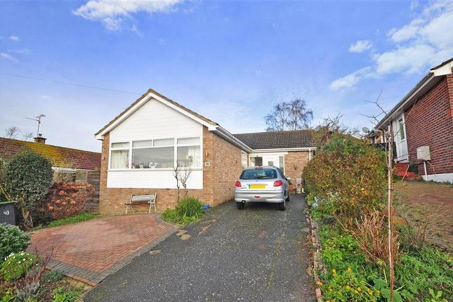 Thumbnail Detached bungalow for sale in Woodrow Chase, Herne Bay, Kent