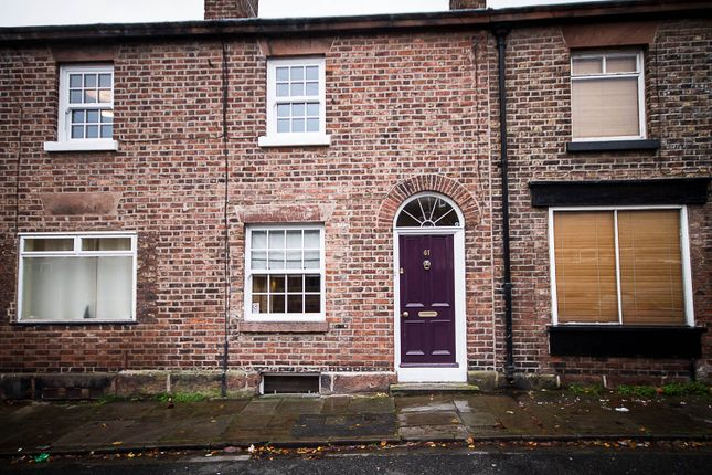 Thumbnail Terraced house to rent in Quarry Street, Liverpool
