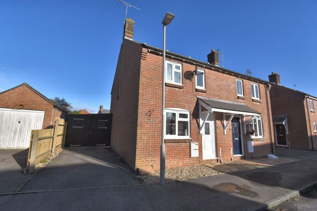 2 bed semi-detached house for sale in Yalbury Lane, Crossways, Dorchester DT2