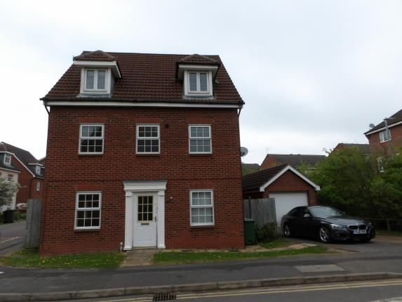 Thumbnail Detached house for sale in Adam Dale, Loughborough, Leicestershire