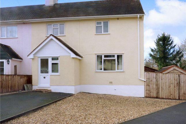 Thumbnail Semi-detached house to rent in Wytch Green, Hawkchurch, Axminster, Devon