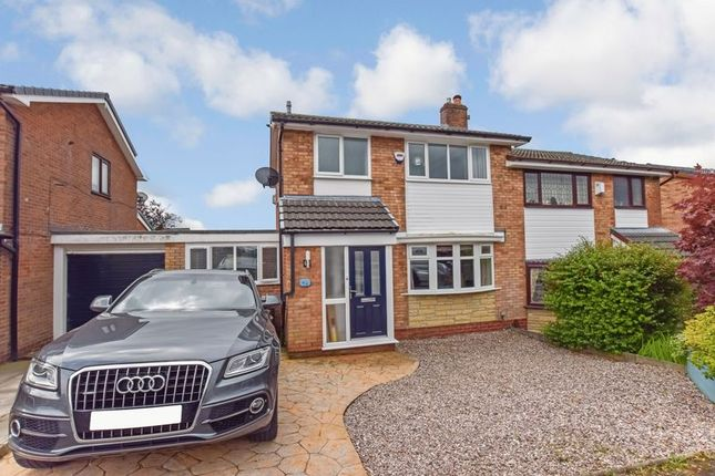 Thumbnail Semi-detached house to rent in Ramwells Brow, Bromley Cross, Bolton