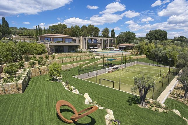 Thumbnail Villa for sale in Mougins, Mougins, Valbonne, Grasse Area, French Riviera