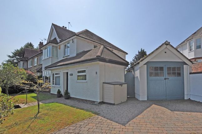 3 bed semi-detached house for sale in Extended Family House, Edward Vii Crescent, Newport NP20