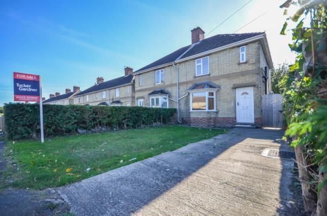 Thumbnail Semi-detached house for sale in Cambridge, Cambridgeshire