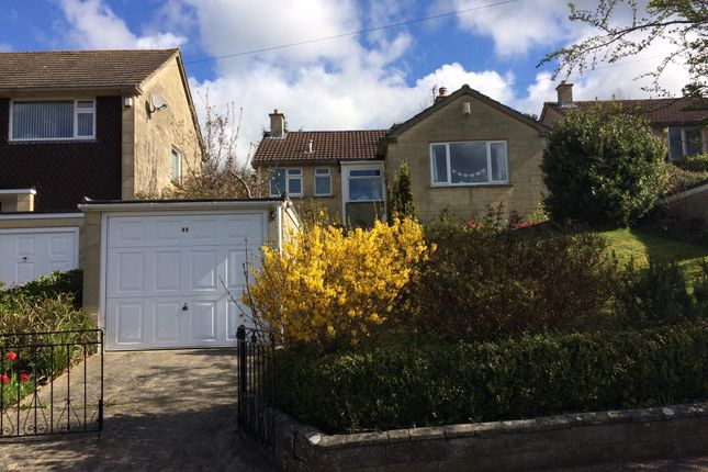 Thumbnail Bungalow to rent in Napier Road, Bath