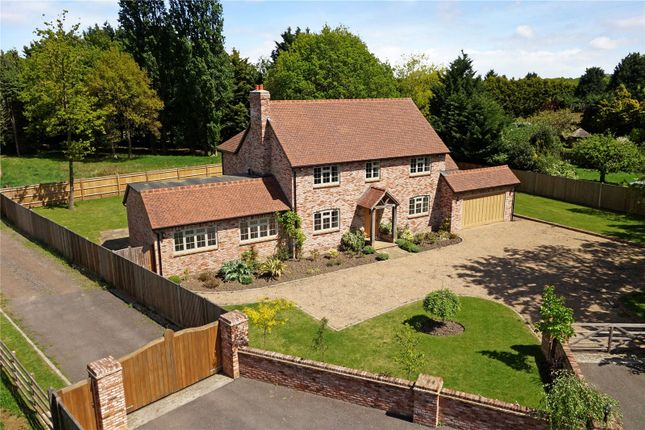 Thumbnail Detached house for sale in Church Lane, Bisley, Surrey