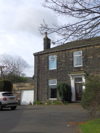 Thumbnail Semi-detached house to rent in Knowle Park Avenue, Shepley, Huddersfield