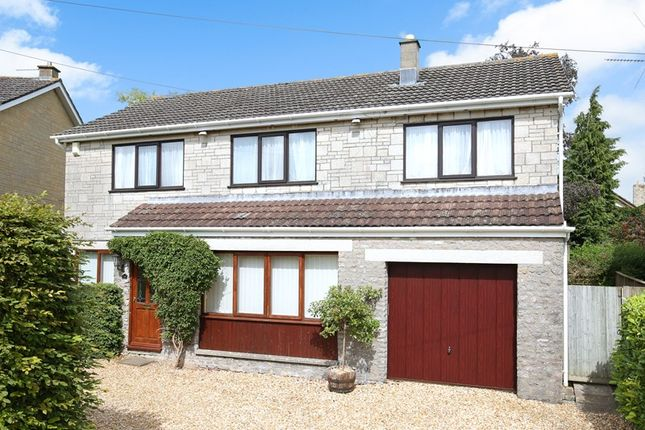 Thumbnail Detached house for sale in Mendip Drive, Frome