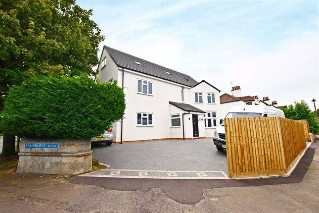 Thumbnail Detached house for sale in Sandhurst Road, Gloucester