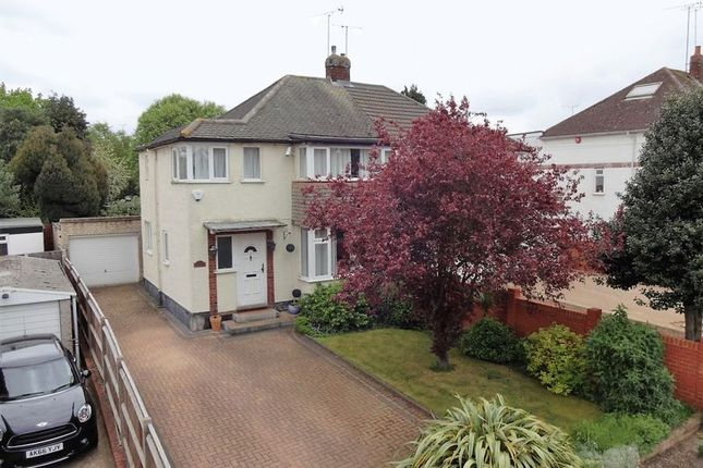 Thumbnail Semi-detached house for sale in Orchard Way, Leagrave, Luton