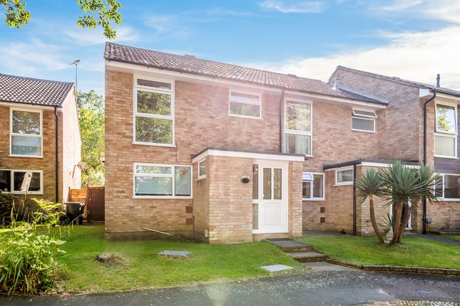 Thumbnail End terrace house for sale in Glassonby Walk, Camberley
