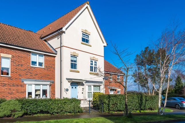 Thumbnail Semi-detached house for sale in Firs Avenue, Uppingham, Oakham