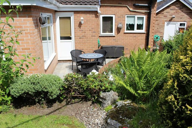 Thumbnail Detached bungalow for sale in Brooklands Road, Upholland, Skelmersdale