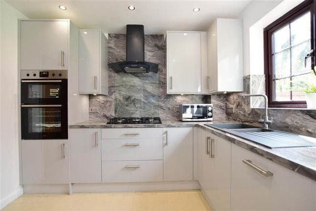 Thumbnail Detached house for sale in The Pines, Steeple View, Basildon, Essex