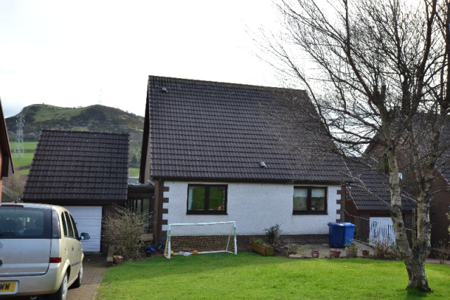 Thumbnail Detached house to rent in Castleview, West Kilbride, North Ayrshire, 9HD
