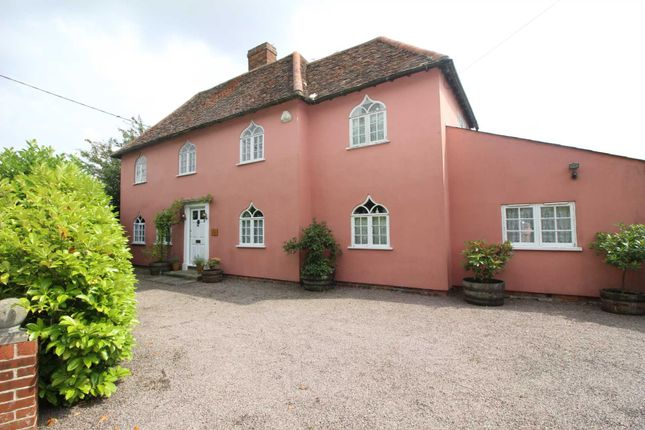 Thumbnail Detached house for sale in Coggeshall, Colchester