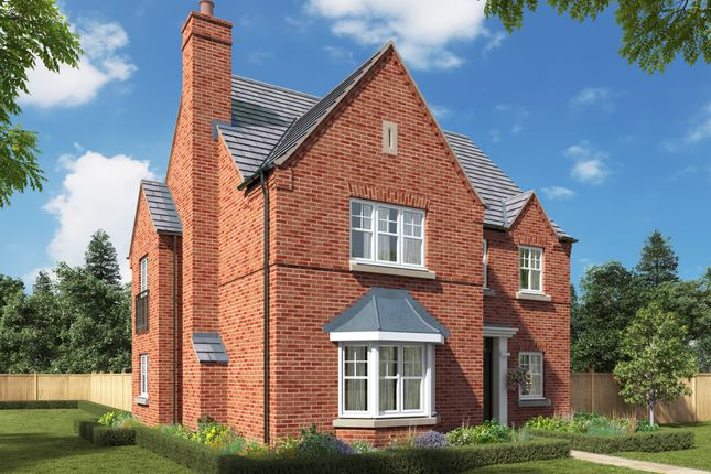Thumbnail Detached house for sale in Chester Road, Halton, Cheshire