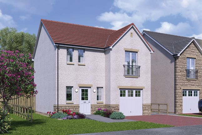 Thumbnail Detached house for sale in Just Off East Stirling Street, Alva, Clackmannanshire