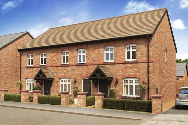 "Thumbnail End terrace house for sale in ""Chorley"" at Tarporley Business Centre, Nantwich Road, Tarporley"